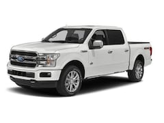 2018 Ford F-150 4WD SuperCrew Box 4WD SuperCrew Box