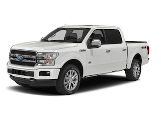 New 2018 Ford F-150 King Ranch Truck SuperCrew Cab Medford, OR