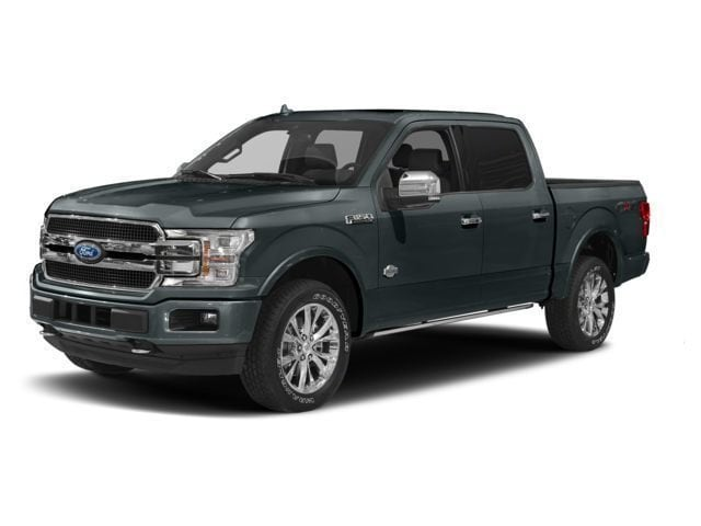 High Quality 2018 Ford F 150 XLT Truck SuperCrew Cab