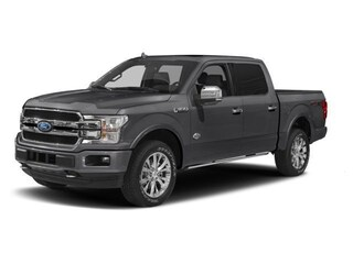 New 2018 Ford F-150 XLT Truck in Hamburg, NY