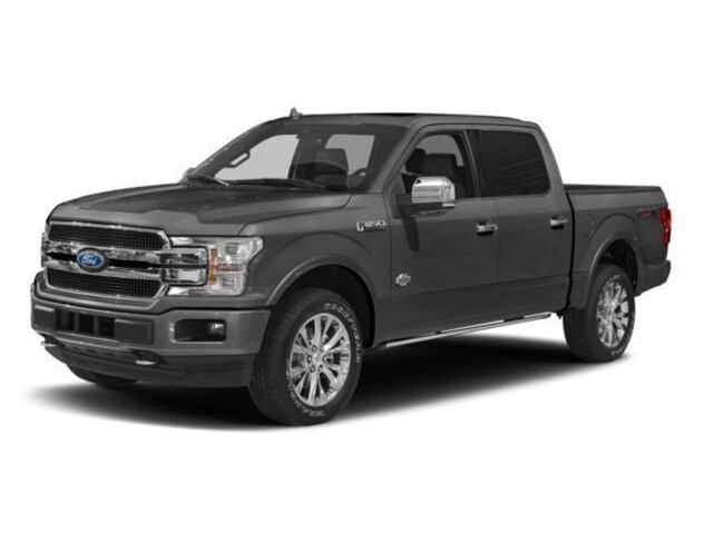 New  2018 Ford F-150 Lariat Truck Stevens Point