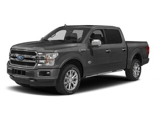 New 2018 Ford F-150 King Ranch Truck in Rome, GA