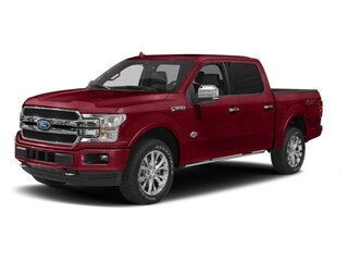 New 2018 Ford F-150 King Ranch Truck SuperCrew Cab 1FTEW1EG9JFC71041 Lakewood