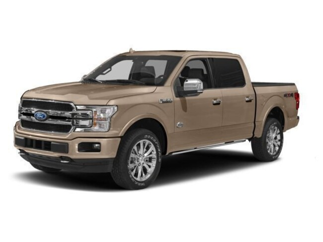 New  2018 Ford F-150 Platinum Truck Stevens Point