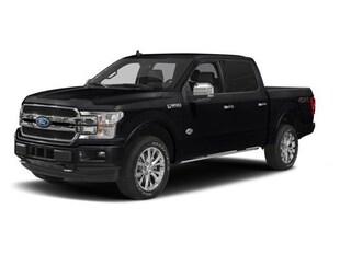2018 Ford F-150 Limited SuperCrew