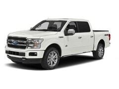 2018 Ford F-150 Limited Trucks