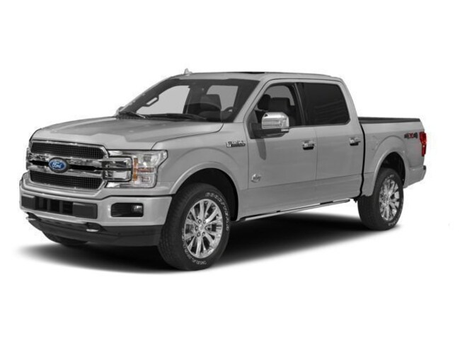 New 2018 Ford F-150 4X2 Platinum - 145 Truck SuperCrew Cab Boise, ID