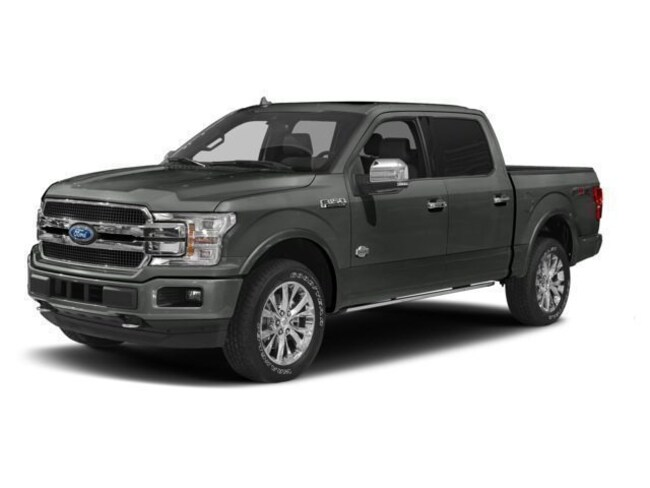 2018 Ford F-150 Platinum SuperCrew