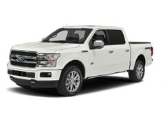 New 2018 Ford F-150 Platinum Truck Crew Cab in Kansas City, MO