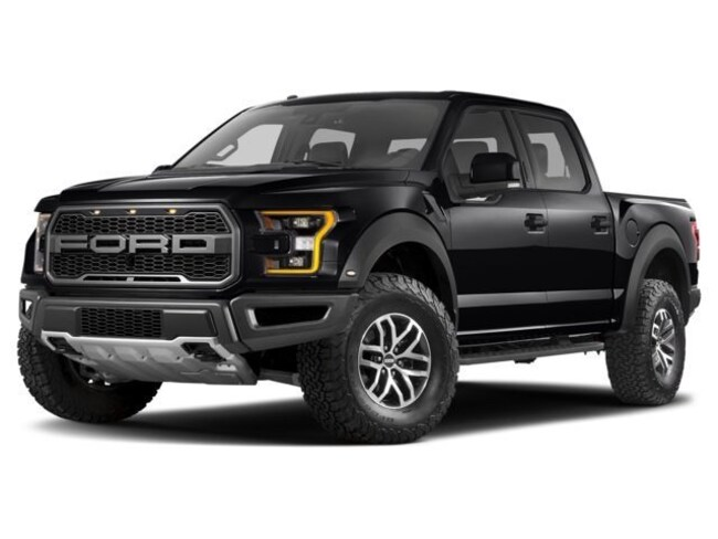 2018 Ford F-150 Raptor 4WD Supercrew 5.5 Box Truck