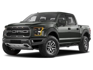 New 2018 Ford F-150 Raptor Truck M18534 in Shelby, OH