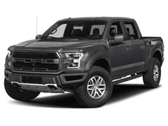 New 2018 Ford F-150 Raptor Truck SuperCrew Cab in San Bernardino