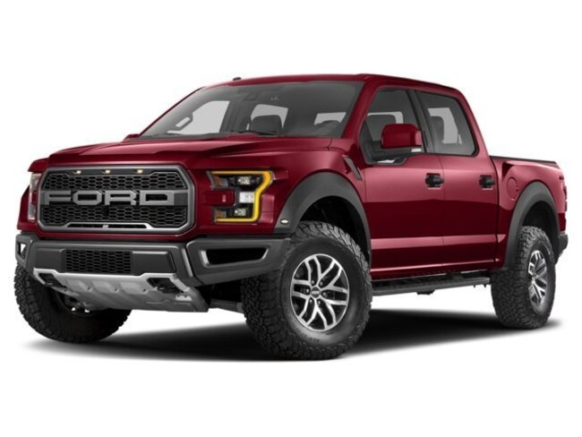 New 2018 Ford F-150 Raptor Truck SuperCrew Cab For Sale in Pueblo, CO