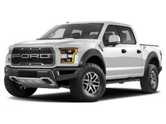 2018 Ford F-150 Raptor 4WD Supercrew 5.5 Truck SuperCrew Cab