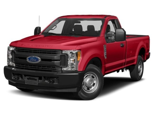 used 2018 Ford Super Duty F-250 SRW XL XL 4WD Reg Cab 8 Box in Stephenville TX