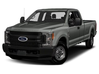 2018 Ford F-250 Extended Cab Pickup