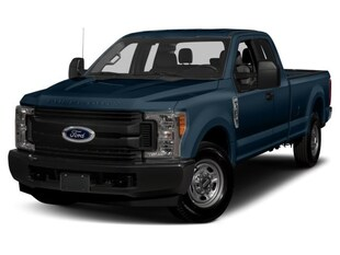 2018 Ford Super Duty F-250 SRW XL 4WD Supercab 8 Box Extended Cab Pickup