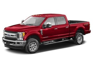 New 2018 Ford F-250 Truck Crew Cab