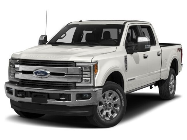2018 Ford Superduty F-250 King Ranch Truck