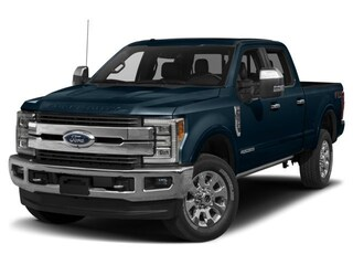New 2018 Ford F-250 King Ranch Truck Crew Cab Lakewood