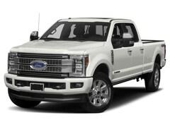 2018 Ford F-250 Platinum Truck Crew Cab
