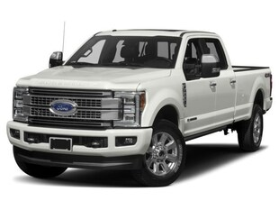 2018 Ford F-250 Limited Crew Cab