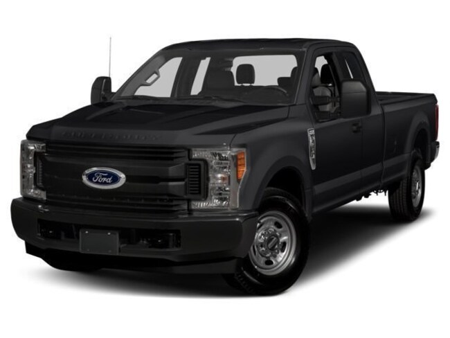 New 2018 Ford Super Duty F-350 SRW Extended Cab Pickup in Altoona PA