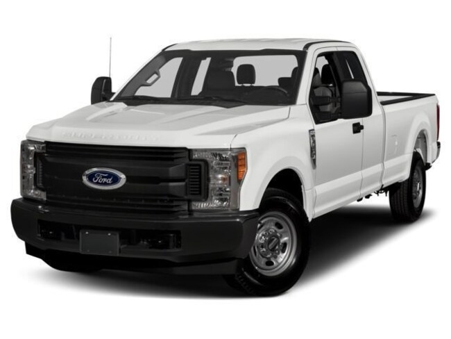 2018 Ford F-350 Super Duty XL 4x4 XL  SuperCab 8 ft. LB SRW Pickup
