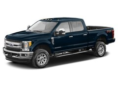 2018 Ford F-350 BLACK LEATHER Crew Cab Truck