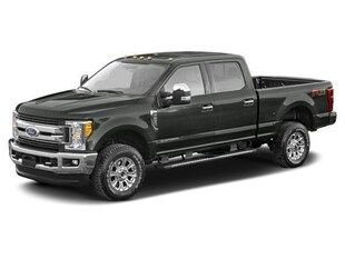 2018 Ford F-350 XL Crew Cab