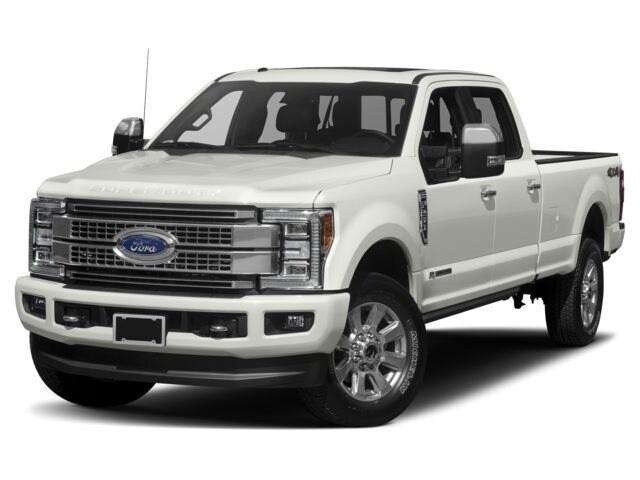 2018 Ford F-350 Platinum Truck Crew Cab