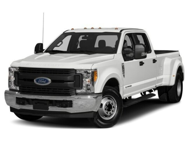 Used 2018 Ford S-DTY F-350 DRW King Ranch for Sale in Stephenville, TX