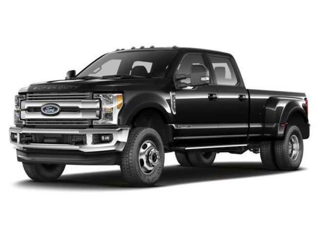 2018 Ford F-450SD XLT Truck