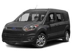 2018 Ford Transit Connect Titanium w/Rear Liftgate Wagon