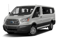 2018 Ford Transit-150 XL w/60/40 Pass-Side Cargo Doors Wagon