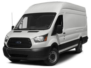2018 Ford Transit-350 Base w/Sliding Pass-Side Cargo Door & 10,360 lb. GVWR Van High Roof HD Ext. Cargo Van