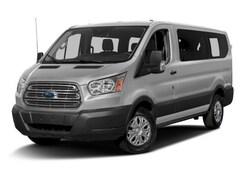 2018 Ford Transit-350 T-350 148 Low Roof XL Sliding RH D Full-size Passenger Van