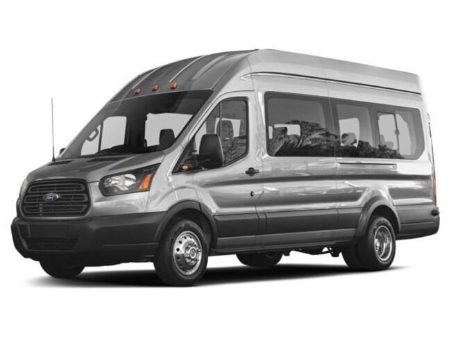 2018 Ford Transit-350 XLT Wagon Rear-wheel Drive