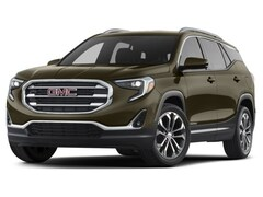 New 2018 GMC Terrain Denali SUV JC6063 for Sale in Conroe, TX, at Wiesner Buick GMC