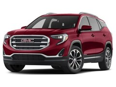 New 2018 GMC Terrain Denali SUV JC6055 for Sale in Conroe, TX, at Wiesner Buick GMC