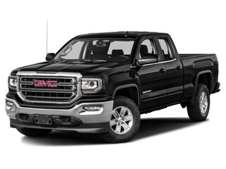 2018 GMC Sierra 1500 SLE 4x2 Double Cab 6.6 ft. box 143.5 in. WB Truck Double Cab