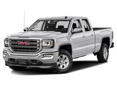 Buy a used 2018 GMC Sierra 1500 SLE Truck Double Cab for sale in Pueblo CO