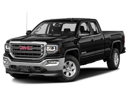 2018 GMC Sierra 1500 4WD Double Cab 143.5 SLE Extended Cab Pickup
