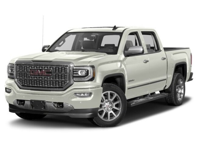 New 2018 GMC Sierra 1500 Denali Truck Crew Cab for sale in Dickson, TN