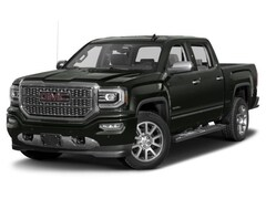 Certified Pre-Owned 2018 GMC Sierra 1500 Denali Truck Crew Cab KC5639A for Sale in Conroe, TX, at Wiesner Buick GMC