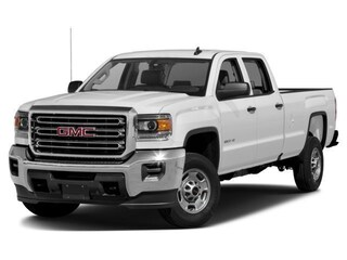 2018 GMC Sierra 2500HD Base Truck Crew Cab