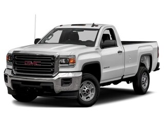 2018 GMC Sierra 2500HD Base Truck Regular Cab