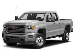 2018 GMC Sierra 2500HD Base Truck Double Cab