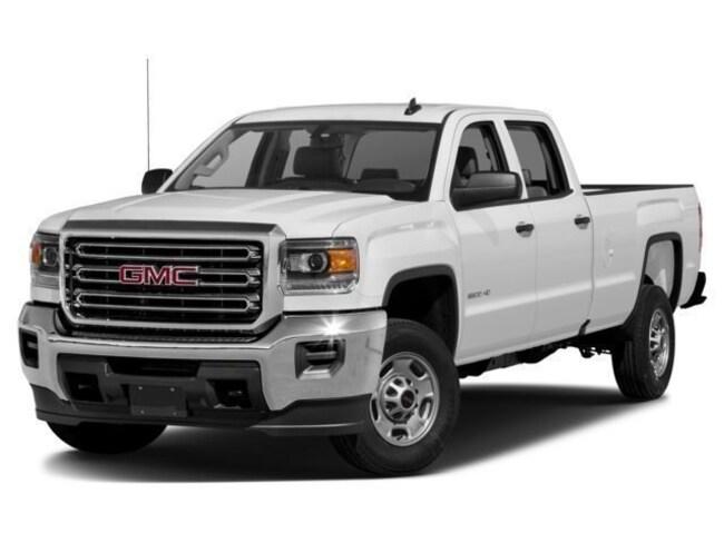 2018 GMC Sierra 2500HD Base Truck Crew Cab for sale in Denver near Thornton, Aurora, & Lakewood.