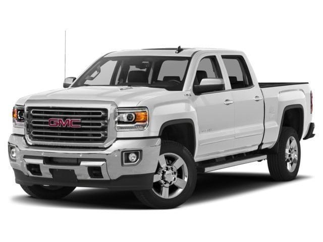 2018 GMC Sierra 2500HD SLT Crew Cab Short Bed Truck